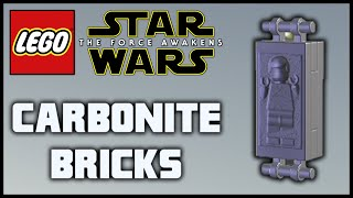 LEGO Star Wars: The Force Awakens - All 35 Carbonite Bricks Locations