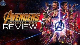 Avengers: Infinity War - NON SPOILER REVIEW!