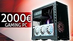 2000 Euro GAMING PC 2020 | Der SCHNELLSTE den DU derzeit bauen kannst! | TEST & Zusammenbauen