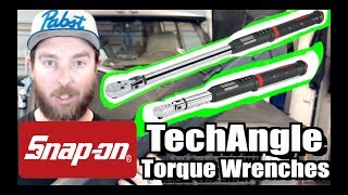 Snap-On TechAngle Digital Torque Wrenches