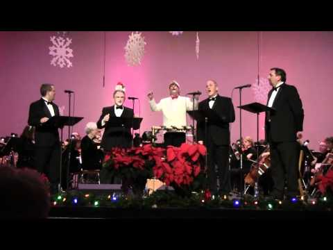 Christmas Song Sing-Along - Forte with Austin, MN Symphony Dec 2011 Dan Kahl
