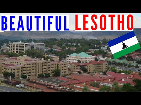 Discover Lesotho. Why You Should Absolutely Visit Kingdom of Lesotho Today. Visit Maseru Lesotho.