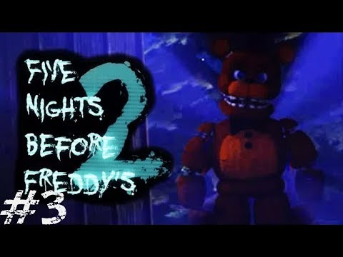 Five Nights Before Freddy's 2 | Kenai speriat în cabană [Ep.3]
