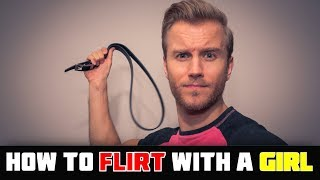 Top Flirting Tips for Guys   Alpha Male Dating Advice