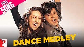 Dance Medley - Full Song | Dil To Pagal Hai | Shah Rukh Khan | Madhuri Dixit | Karisma Kapoor