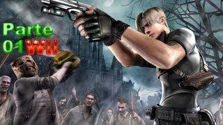 Resident Evil 4 : É no Nintendo Wii parte #1