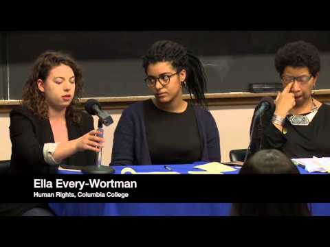 Panel II-Divestment, Race & Justice Symposium: A Luta Continua