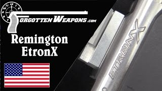 Remington EtronX: Electrically Primed Ammunition