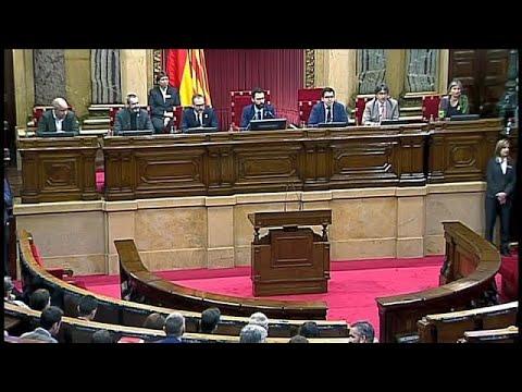 مأزق سياسي جديد في كاتالونيا مع فشل انتخاب رئيس للإقليم وملاحقة القضاء الإسباني للانفصاليين…  - نشر قبل 6 دقيقة