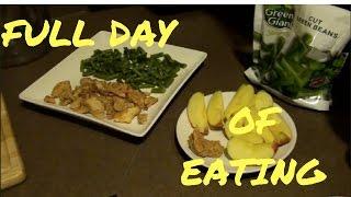 ZTPHYSIQUE | VLOG 003 | BICEPS & TRICEPS WORKOUT | FULL DAY OF EATING | 10.14.16