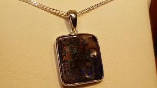 Opal Pendant - Australia