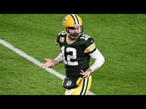 Top 10 Most Accurate Throws of Aaron Rodgers' Career