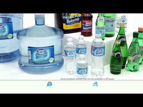 Nestle Pure Life Direct™ Beverage Delivery Commercial