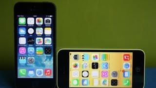 iPhone 5S - Air Drop Demo