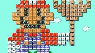 Super Mario Maker 2 - Mario Becomes Goomba's Housekeeper