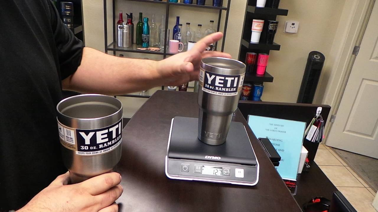 Fake YETI Ramblers on the Rise, Find Out How to Spot the Not!