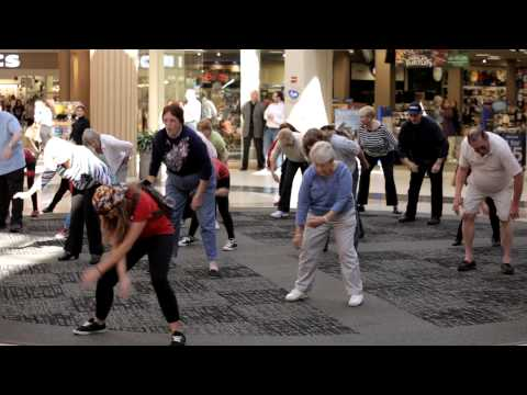 Hanover Township Senior Services Flash Mob