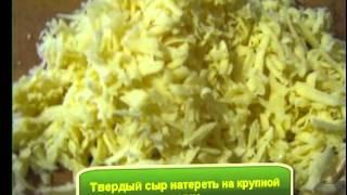 Капли страсти  Рецепт салат