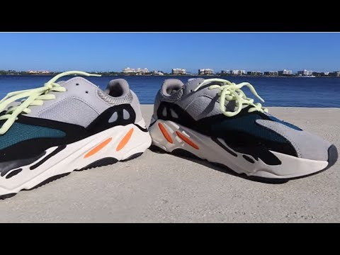 ADIDAS YEEZY BOOST 700 WAVE RUNNER REVIEW - YouTube 7355ef540e6