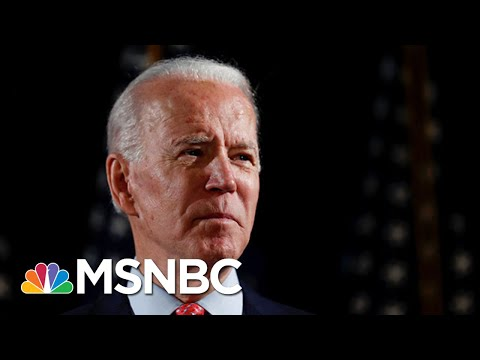 Biden: 'To Be Honest With You, I Don't' Remember Tara Reade | The Last Word | MSNBC