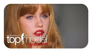 Jacqueline gegen Veronika - Wer macht das Rennen?   Germany's next Topmodel Highlights   ProSieben