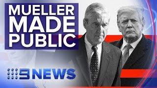 report-probe-trump-russia-released-news-australia