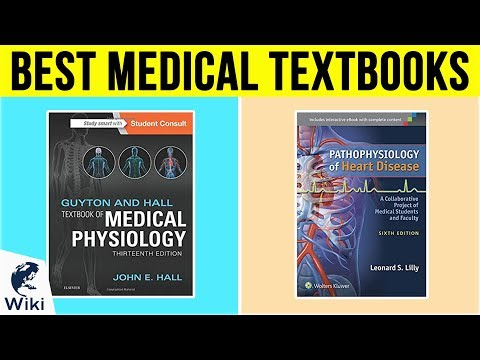 10 Best Medical Textbooks 2019