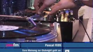 Pascal Feos   YOU FM HRXXL Clubnight 06 05 2006 XviD CD 1 hR