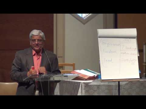 "Session 3 - ""Build thou the Walls of Jerusalem - Ps 51:18"" by Bro.Paul Sudhakar"