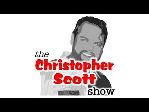The Christopher Scott Show Podcast 05/09/18 - New Technology That Will Soon Change The World
