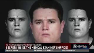 Secrets inside the Medical Examiner's office