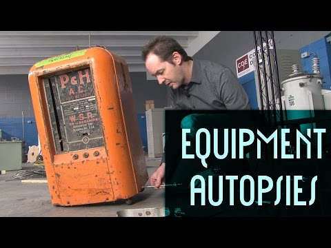 """The Great Pumpkin"" Arc Welder: Equipment Autopsy #86"