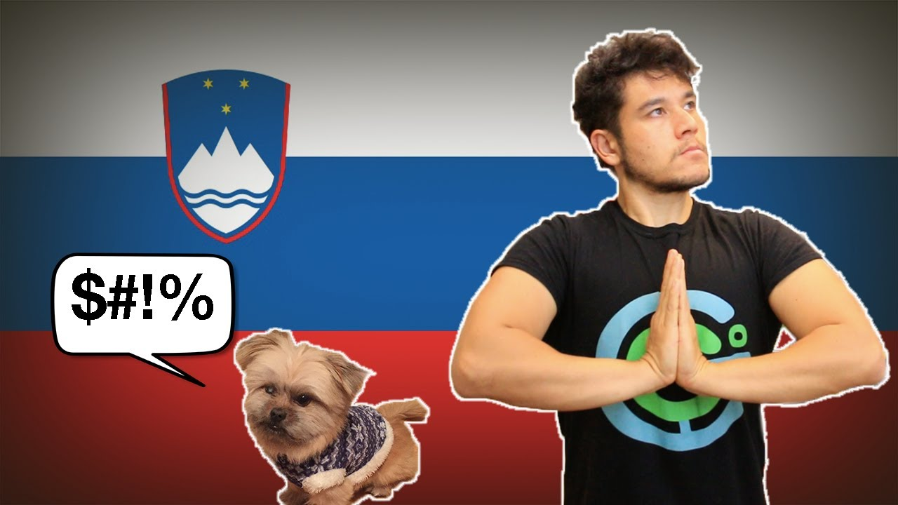 Flag/ Fan Friday SLOVENIA
