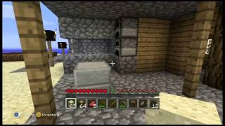 ماين كرافت على الاكس بوكس: Minecraft xbox 360 3marKiller الحلقه الاولى