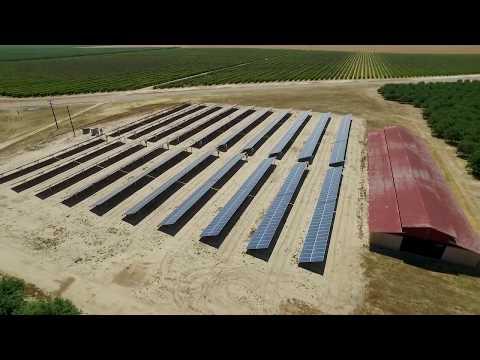 Spectrum - El Peco Ranch Solar Panels