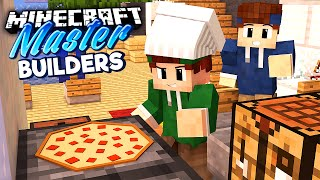 SANDRO'S GEHEIMFORMEL! | Minecraft Master Builders