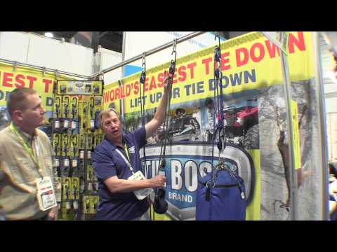 Tie Boss Tie Down Systems: By John Young of the Weekend Handyman