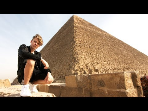 AM FOST LA PIRAMIDELE DIN EGIPT