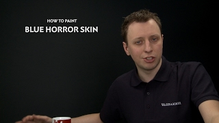 WHTV Tip of the Day - Blue Horror Flesh.