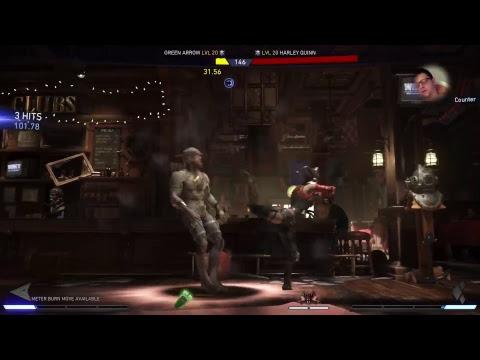 Injustice2 - Let's play - AtomiX - Ps4live - Canlı Yayın