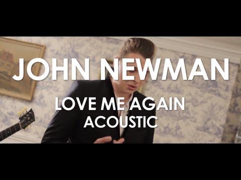 John Newman - Love Me Again - Acoustic [ Live in Paris ]