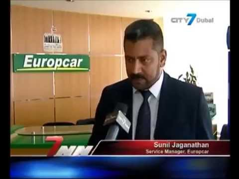 City7 News Featuring Europcar Garage Youtube