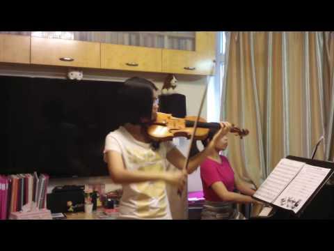69th Music Festival N211 Violin Grade 2: Hen-coop Rag by Doris Lee and Lai Bo Ling