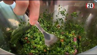 Comment réaliser une sauce chimichurri?