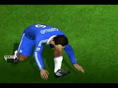 FIFA 09 Free Download Highly Compressed PC Game Full Version