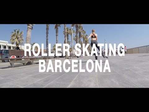 Roller Skating - Barcelona - 2017