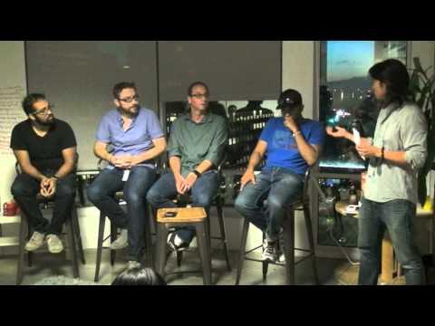 Indie Game Panel | Game-School | Los Angeles