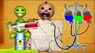 BIO BUDDY vs Liquids WEAPONS | Kick The Buddy | Game Android IOS