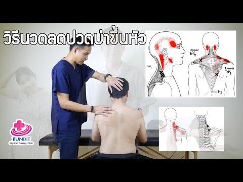 สอนนวดลดอาการปวดคอร้าวขึ้นศีรษะปวดกล้ามเนื้อบริเวณสะบัก  | ตอบคำถามกับบัณฑิต EP.11