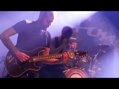Persefone - No Faced Mindless live @ Doornroosje Nijmegen 19-04-17